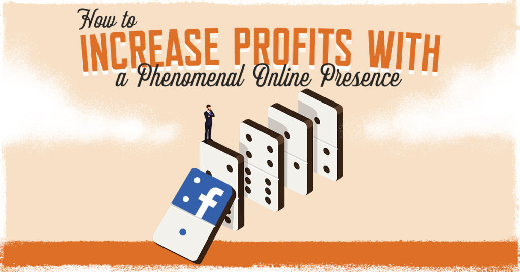 increase profits with online presence