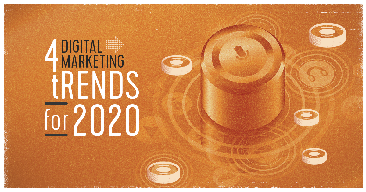 marketing trends for 2020 | clicks and clients