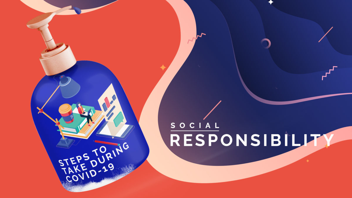 social responsibility steps during covid-19